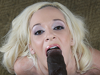 Jada Stevens Sucking Black Dick