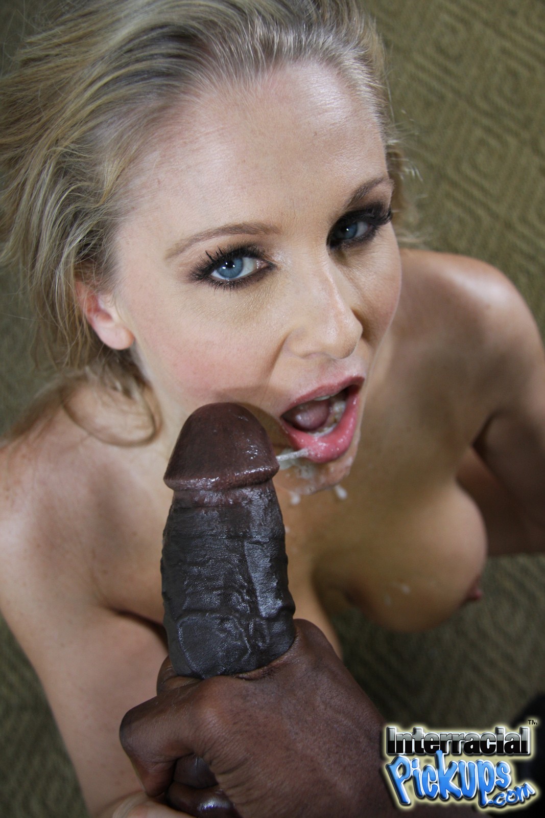 Are julia ann interracial blow jobs curious question