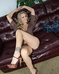 Julia Ann Angel Long Blacks On Blondes