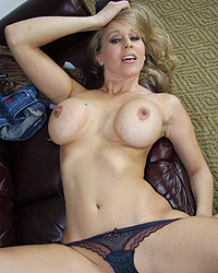 Julia Ann Black Dick White