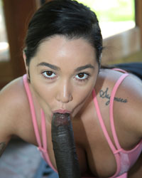 Karlee Grey Interracial Gang Bang