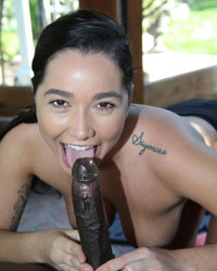 Karlee Grey Black Bigdick