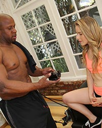 Lilly Ford Superior Black Cock
