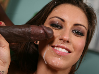 Rilynn Rae Girls Suck Black Dick
