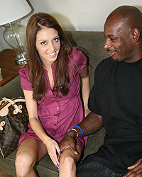 Mandingo Biggestdickinporn Interracial-Pickups Photo Set